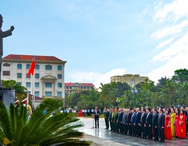 Hà Tĩnh tổ chức Lễ Báo công với Bác Hồ