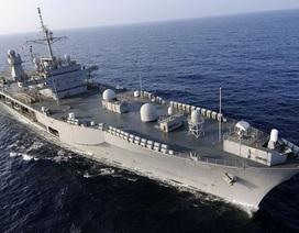 """Tàu chiến Mỹ - Trung chạm trán """"như cơm bữa"""" trên Biển Đông"""