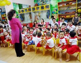 Tăng tuổi nghỉ hưu: Khó áp dụng với cô giáo mầm non 50 tuổi