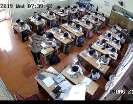 Vụ cô giáo tát, đánh học sinh ở Hải Phòng: Thêm clip hàng loạt học sinh khác cũng bị đánh