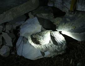 Nghi án giết người, đổ bê tông phi tang: Phát hiện thêm một thi thể trong khối bê tông