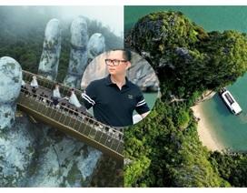 Đạo diễn làm nên kì tích Cầu Vàng hé lộ sàn catwalk không tưởng giữa Vịnh Hạ Long