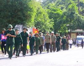 Hành trình thăm lại chiến trường xưa của cựu TNXP đường Trường Sơn