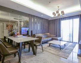 Ngắm 'căn hộ đàn piano' cực độc ở Hà Nội