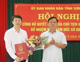 Sau gian lận điểm thi, Sơn La bổ nhiệm một Phó giám đốc Sở GD&ĐT