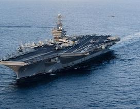 Iran cảnh báo tên lửa tầm ngắn cũng dễ dàng bắn hạ tàu Mỹ