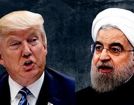"""Iran """"căng như dây đàn"""" trước nguy cơ xung đột quân sự với Mỹ"""
