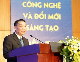 """Bộ trưởng Bộ Khoa học: """"Tỷ lệ đầu tư cho KH&CN từ xã hội đã có chuyển dịch mạnh"""""""