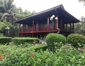 Thăm nhà sàn Bác Hồ ở Cà Mau