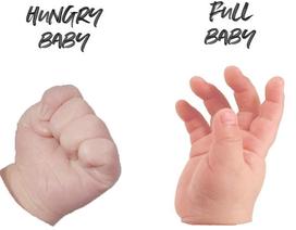 """Bé sơ sinh nói """"con đói"""", """"con no"""", """"con muốn chơi"""" với bạn như thế nào?"""
