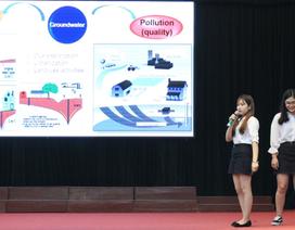 Hoạt động KH&CN sinh viên là tiêu chí đánh giá năng lực giảng viên ĐH Lâm nghiệp