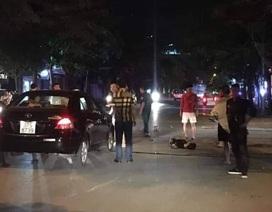 Nghi vấn cán bộ Sở Xây dựng say xỉn lái xe đâm bị thương 2 học sinh