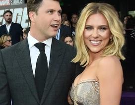 Scarlett Johansson đã đính hôn