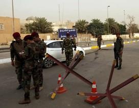 """Tên lửa rơi gần Đại sứ quán Mỹ ở Iraq giữa lúc Trung Đông """"căng như dây đàn"""""""