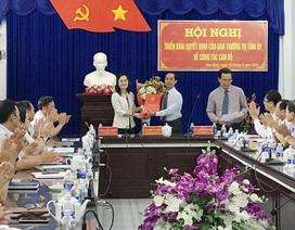 Bạc Liêu điều Phó Chủ tịch HĐND tỉnh làm Bí thư huyện