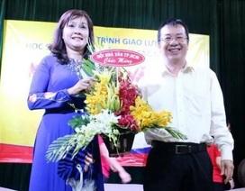 Đơn xin nghỉ việc của hiệu trưởng Trường chuyên Lê Hồng Phong bị từ chối