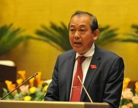 """Phó Thủ tướng Trương Hoà Bình: """"Thu hồi triệt để tài sản bị thất thoát"""""""