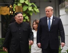 Ông Trump tiết lộ bất đồng với ông Kim Jong-un trong cuộc gặp tại Việt Nam