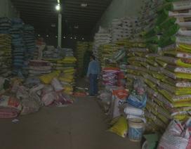 Phát hiện trên 20 tấn phân bón không nguồn gốc, quá hạn sử dụng