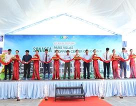 Tập đoàn CEO khai trương cùng lúc hai dự án Sonasea Paris Villas và Sonasea Shopping Center 2 tại Phú Quốc