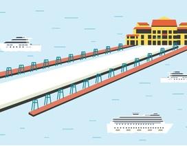 Đẳng cấp như Bến thủy nội địa – Cảng tàu khách quốc tế Hạ Long