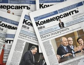 Nhà báo Nga đồng loạt từ chức sau bài viết gây tranh cãi