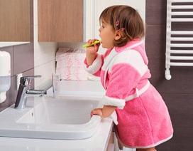 Mẹo hay để rèn cho con thói quen chải răng đúng cách