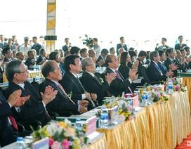 Dự lễ vận hành thương mại Nhà máy Lọc hoá dầu Nghi Sơn: Thủ tướng yêu cầu PVN tiếp tục làm tốt hai nhiệm vụ