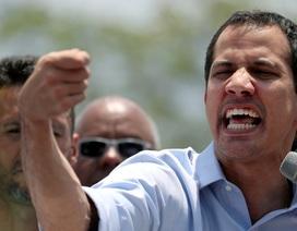 Thủ lĩnh đối lập Venezuela bác tin đàm phán, đòi Tổng thống Maduro từ chức