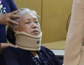 """Hoãn tòa vì """"bà trùm"""" ngân hàng đau bụng"""