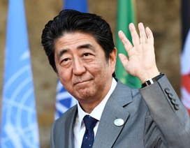 Nhật Bản đề nghị thế giới ngừng gọi Thủ tướng là Shinzo Abe