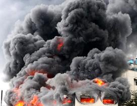 Vụ cháy kinh hoàng trong KCN Việt Hương: Thiệt hại khoảng 30 tỷ đồng