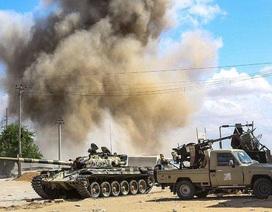 Libya trên bờ vực nội chiến với nguy cơ chia cắt đất nước vĩnh viễn
