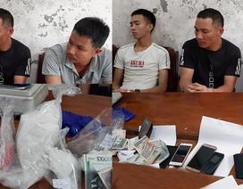 Triệt phá nhóm đối tượng buôn bán ma túy trên quốc lộ 7