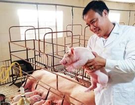 """Dứt giấc mơ """"ông chủ thầu"""" về quê nuôi lợn, người đàn ông tuổi 40 sở hữu HTX doanh thu triệu đô"""