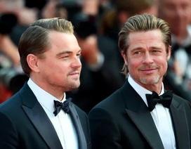 """Brad Pitt và Leonardo DiCaprio: Tài tử đích thực không """"chồn chân mỏi gối"""""""