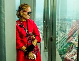 Ngắm gì trên đỉnh tòa nhà cao nhất Đông Nam Á?