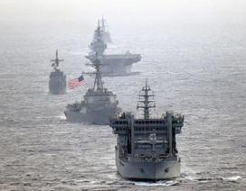 Mỹ xem xét luật trừng phạt hoạt động phi pháp của Trung Quốc trên Biển Đông