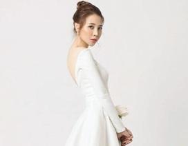 Đàm Thu Trang khoe ảnh cưới trước ngày lên xe hoa với Cường Đô La