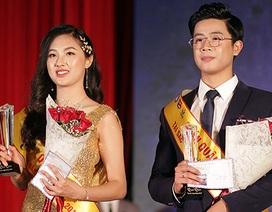 Lộ diện cặp đôi đăng quang Tài sắc Học viện Ngân hàng 2019