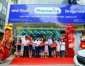 Chuỗi nhà thuốc tiện lợi số 1 Pharmacity chinh phục thị trường Hà Nội