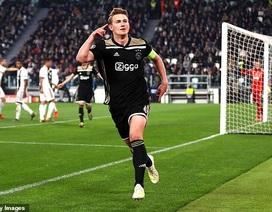 """Man Utd định """"lấy tiền đè người"""" với thương vụ Matthijs de Ligt"""