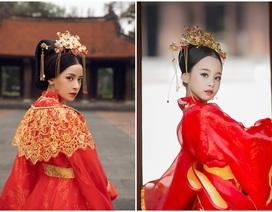 """Bé gái 8 tuổi """"gây sốt"""" trong bộ ảnh cover """"Anh ơi ở lại"""" của Chi Pu"""