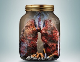 Nguy cơ tử vong do các bệnh về phổi liên quan đến sử dụng thuốc lá