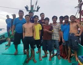 Bị ép buộc vào biển Campuchia đánh cá, 11 ngư phủ liều mình nhảy xuống biển?