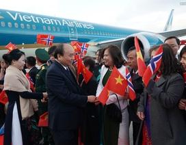 Thủ tướng Nguyễn Xuân Phúc bắt đầu thăm chính thức Vương quốc Na Uy