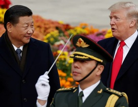 """Trung Quốc loay hoay xoay xở trước """"đòn giáng"""" liên tiếp của Tổng thống Trump"""