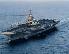 """Tướng Iran: Tehran có thể đánh chìm tàu chiến Mỹ bằng """"vũ khí bí mật"""""""