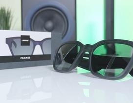 Bose mang dòng kính mát nghe nhạc Bose Frames về Việt Nam