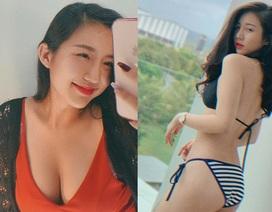 Cô gái Sài thành có vòng 3 hơn một mét được báo Trung Quốc hết lời ca ngợi